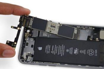 iPhone motherboard replacement or repair